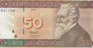Lithuania money
