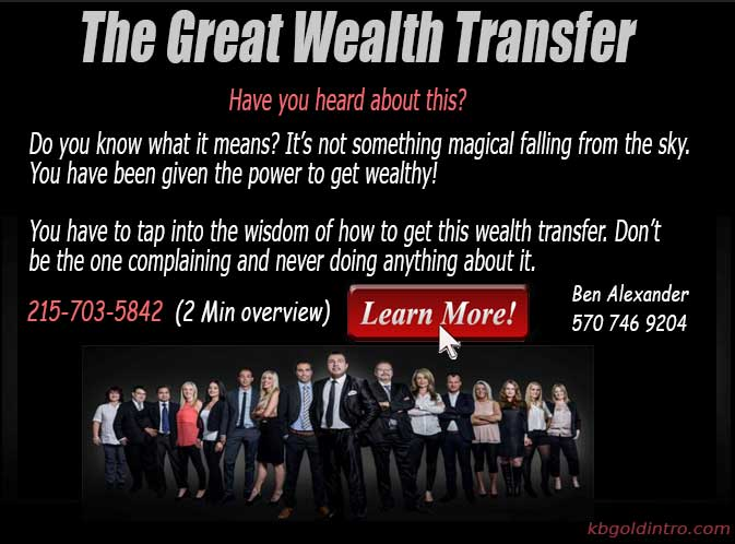 how to get wealthy with no money team