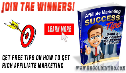 how to get rich affiliate marketing tips